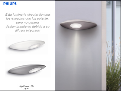 Silher iluminaci n iluminaci n l nea exterior apliques - Apliques para exterior ...